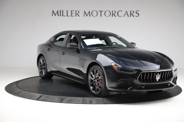 New 2021 Maserati Ghibli S Q4 GranSport for sale Sold at Rolls-Royce Motor Cars Greenwich in Greenwich CT 06830 13