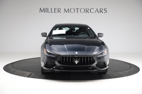 New 2021 Maserati Ghibli S Q4 GranSport for sale Sold at Rolls-Royce Motor Cars Greenwich in Greenwich CT 06830 14