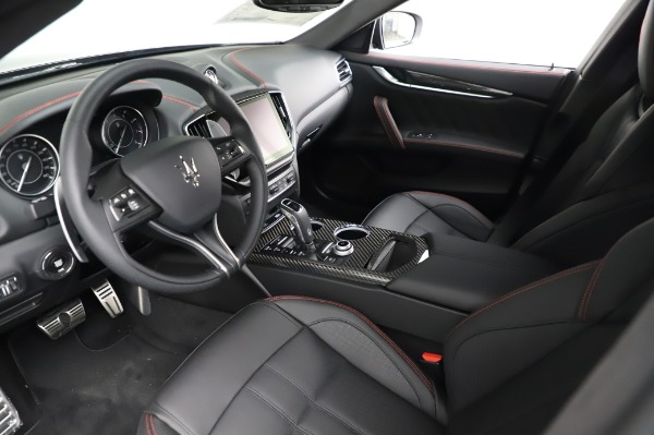 New 2021 Maserati Ghibli S Q4 GranSport for sale Sold at Rolls-Royce Motor Cars Greenwich in Greenwich CT 06830 15