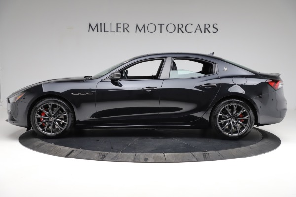 New 2021 Maserati Ghibli S Q4 GranSport for sale Sold at Rolls-Royce Motor Cars Greenwich in Greenwich CT 06830 3