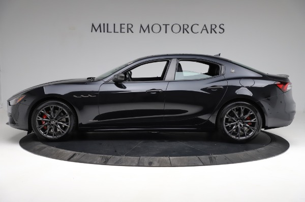 New 2021 Maserati Ghibli S Q4 GranSport for sale Sold at Rolls-Royce Motor Cars Greenwich in Greenwich CT 06830 4