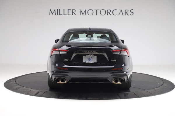 New 2021 Maserati Ghibli S Q4 GranSport for sale Sold at Rolls-Royce Motor Cars Greenwich in Greenwich CT 06830 7