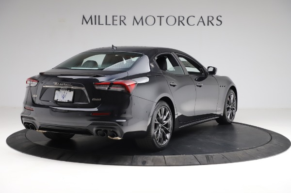 New 2021 Maserati Ghibli S Q4 GranSport for sale Sold at Rolls-Royce Motor Cars Greenwich in Greenwich CT 06830 8