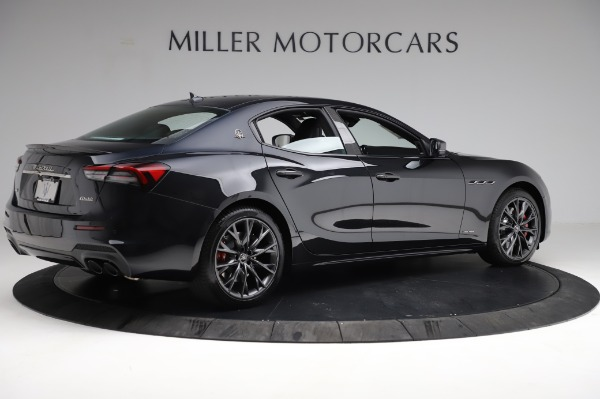 New 2021 Maserati Ghibli S Q4 GranSport for sale Sold at Rolls-Royce Motor Cars Greenwich in Greenwich CT 06830 9