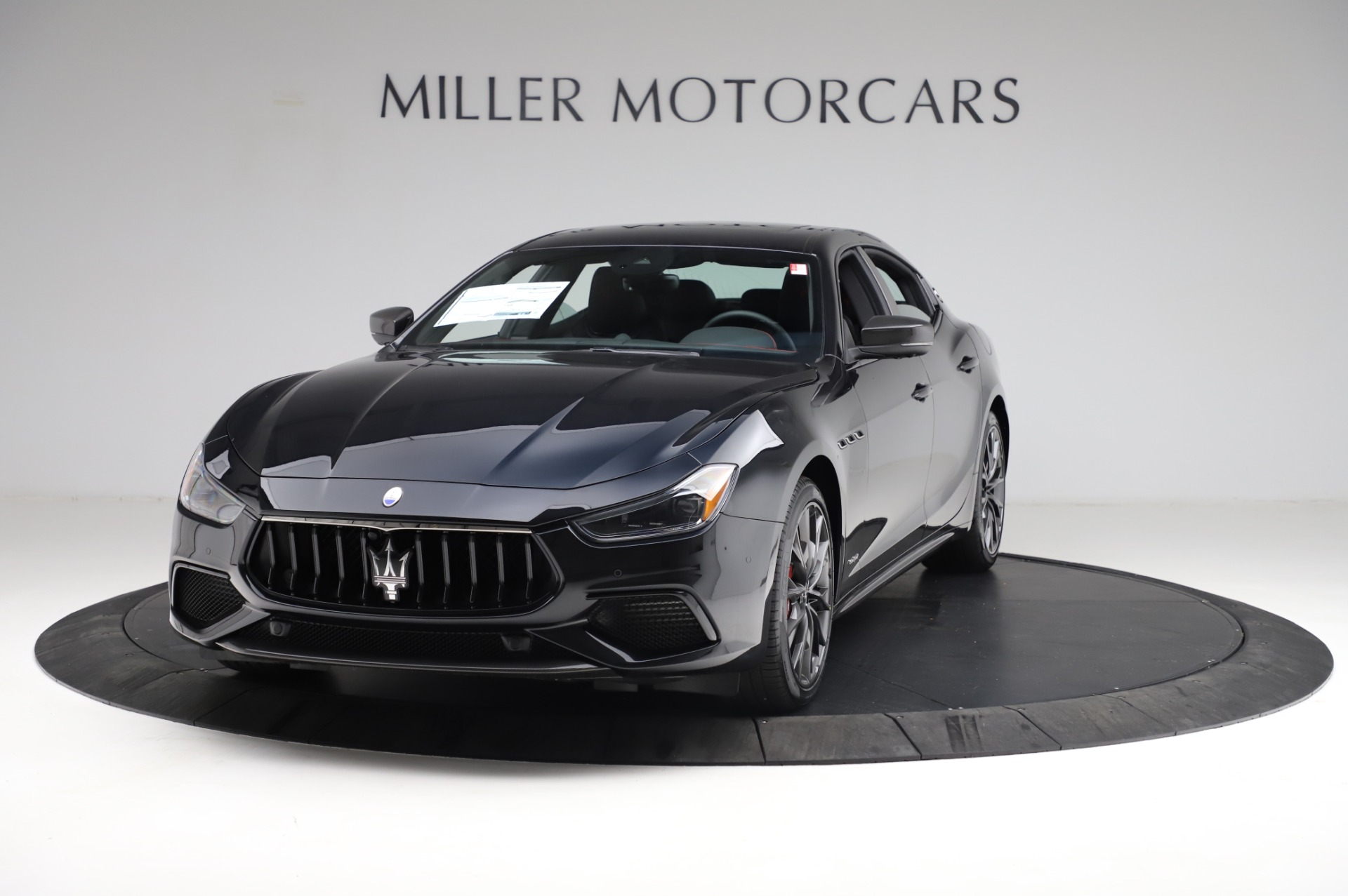 New 2021 Maserati Ghibli S Q4 GranSport for sale $100,635 at Rolls-Royce Motor Cars Greenwich in Greenwich CT 06830 1