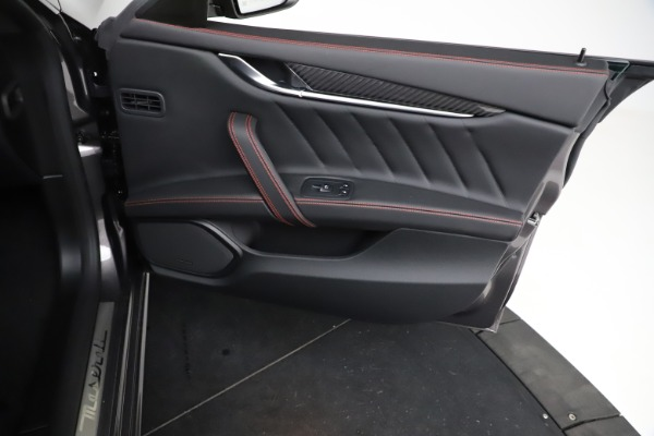 New 2021 Maserati Ghibli S Q4 GranSport for sale $100,635 at Rolls-Royce Motor Cars Greenwich in Greenwich CT 06830 24