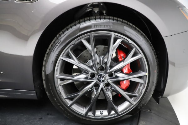 New 2021 Maserati Ghibli S Q4 GranSport for sale $100,635 at Rolls-Royce Motor Cars Greenwich in Greenwich CT 06830 28