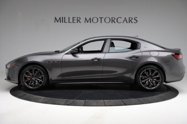 New 2021 Maserati Ghibli S Q4 GranSport for sale $100,635 at Rolls-Royce Motor Cars Greenwich in Greenwich CT 06830 3