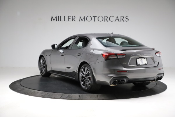 New 2021 Maserati Ghibli S Q4 GranSport for sale $100,635 at Rolls-Royce Motor Cars Greenwich in Greenwich CT 06830 5