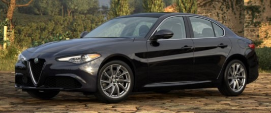 New 2021 Alfa Romeo Giulia Q4 for sale $48,245 at Rolls-Royce Motor Cars Greenwich in Greenwich CT 06830 1