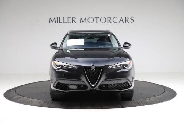 New 2021 Alfa Romeo Stelvio Q4 for sale $50,245 at Rolls-Royce Motor Cars Greenwich in Greenwich CT 06830 12