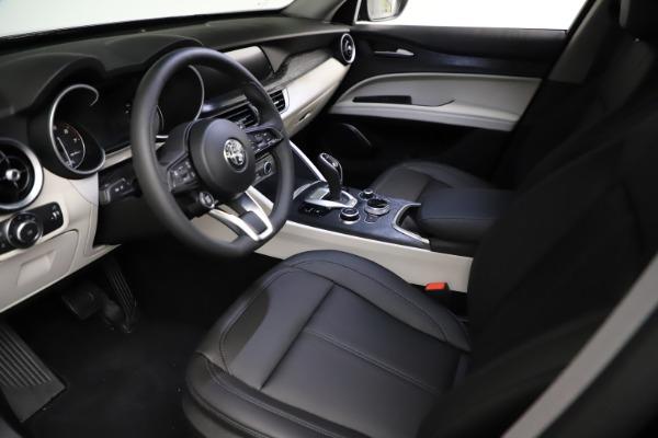 New 2021 Alfa Romeo Stelvio Q4 for sale $50,245 at Rolls-Royce Motor Cars Greenwich in Greenwich CT 06830 13