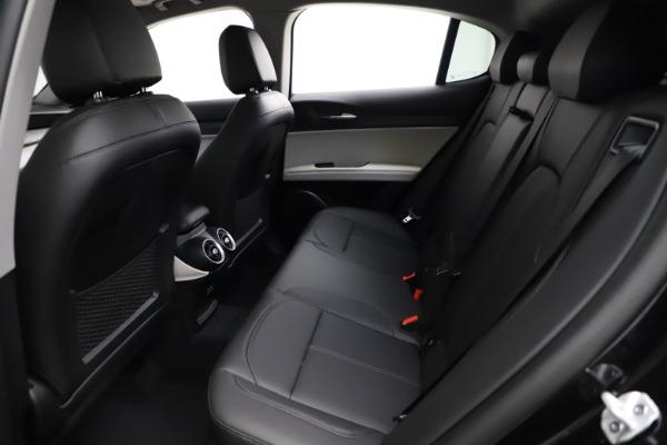 New 2021 Alfa Romeo Stelvio Q4 for sale $50,245 at Rolls-Royce Motor Cars Greenwich in Greenwich CT 06830 20