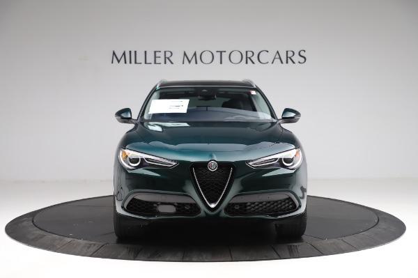 New 2021 Alfa Romeo Stelvio Ti Q4 for sale Sold at Rolls-Royce Motor Cars Greenwich in Greenwich CT 06830 14