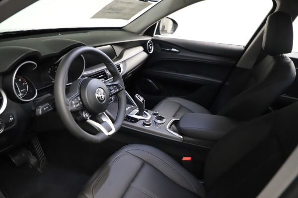 New 2021 Alfa Romeo Stelvio Ti Q4 for sale Sold at Rolls-Royce Motor Cars Greenwich in Greenwich CT 06830 15