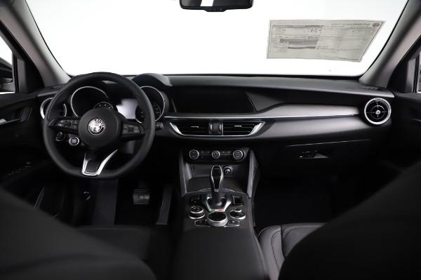 New 2021 Alfa Romeo Stelvio Ti Q4 for sale Sold at Rolls-Royce Motor Cars Greenwich in Greenwich CT 06830 18