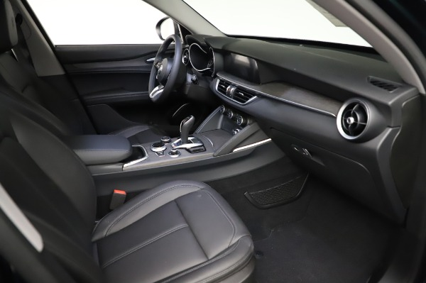 New 2021 Alfa Romeo Stelvio Ti Q4 for sale Sold at Rolls-Royce Motor Cars Greenwich in Greenwich CT 06830 24