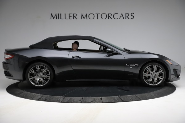 Used 2013 Maserati GranTurismo Sport for sale Call for price at Rolls-Royce Motor Cars Greenwich in Greenwich CT 06830 10