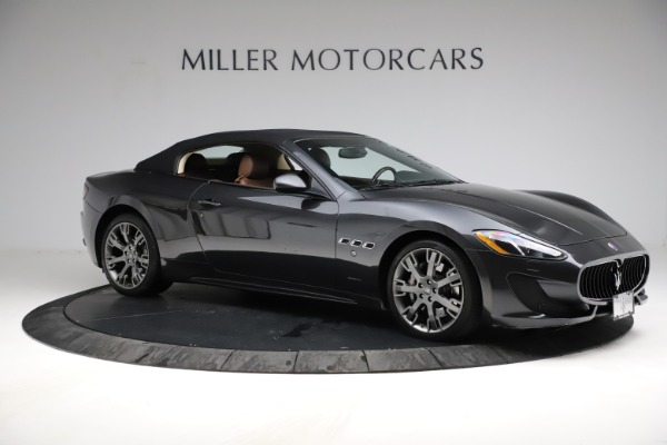 Used 2013 Maserati GranTurismo Sport for sale Call for price at Rolls-Royce Motor Cars Greenwich in Greenwich CT 06830 11