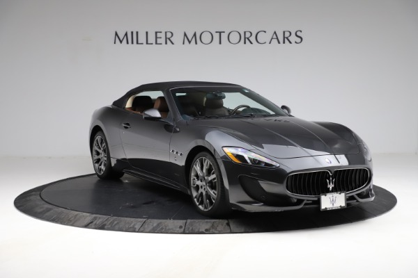 Used 2013 Maserati GranTurismo Sport for sale Call for price at Rolls-Royce Motor Cars Greenwich in Greenwich CT 06830 12