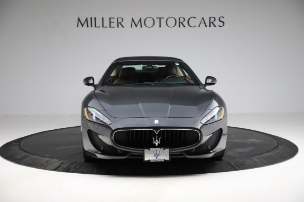 Used 2013 Maserati GranTurismo Sport for sale Call for price at Rolls-Royce Motor Cars Greenwich in Greenwich CT 06830 13