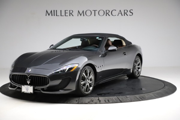 Used 2013 Maserati GranTurismo Sport for sale Call for price at Rolls-Royce Motor Cars Greenwich in Greenwich CT 06830 2