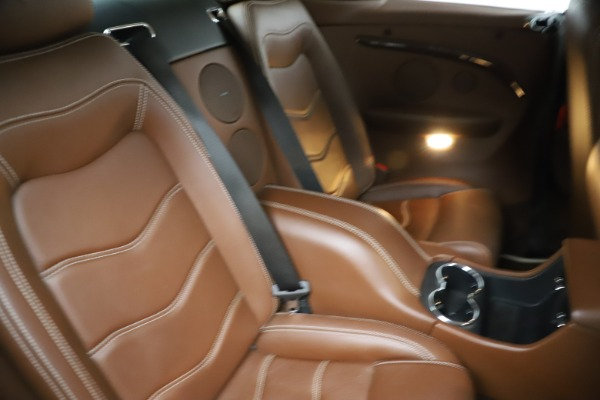Used 2013 Maserati GranTurismo Sport for sale Call for price at Rolls-Royce Motor Cars Greenwich in Greenwich CT 06830 20