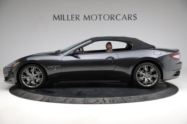 Used 2013 Maserati GranTurismo Sport for sale Call for price at Rolls-Royce Motor Cars Greenwich in Greenwich CT 06830 3