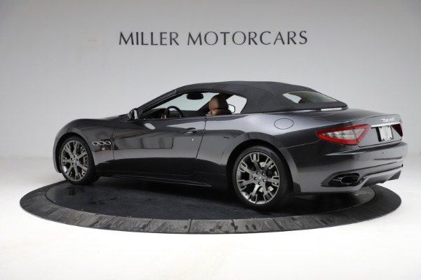 Used 2013 Maserati GranTurismo Sport for sale Call for price at Rolls-Royce Motor Cars Greenwich in Greenwich CT 06830 4