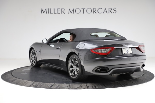 Used 2013 Maserati GranTurismo Sport for sale Call for price at Rolls-Royce Motor Cars Greenwich in Greenwich CT 06830 5