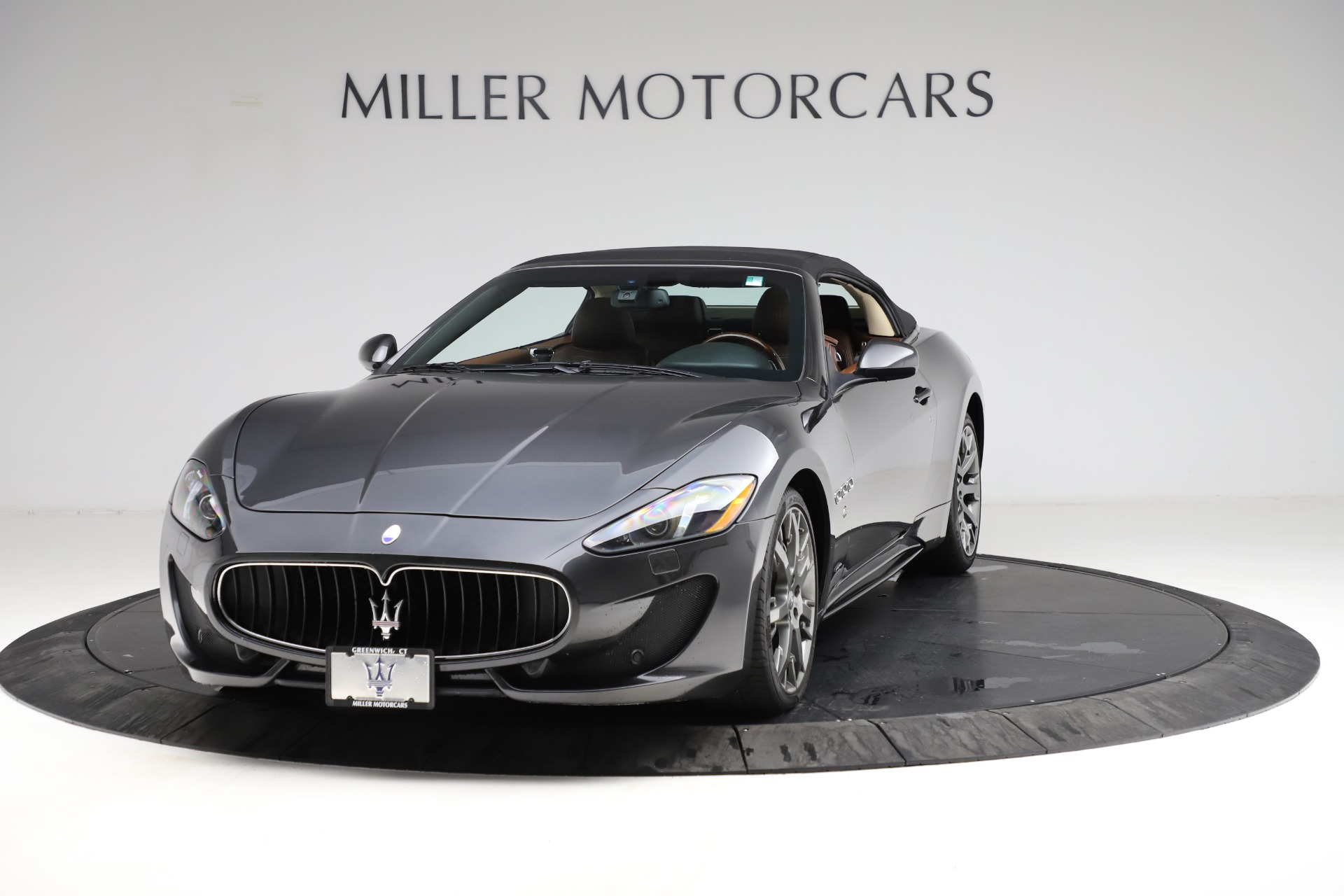 Used 2013 Maserati GranTurismo Sport for sale Call for price at Rolls-Royce Motor Cars Greenwich in Greenwich CT 06830 1