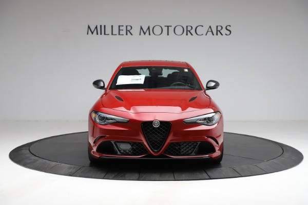 New 2021 Alfa Romeo Giulia Quadrifoglio for sale $83,740 at Rolls-Royce Motor Cars Greenwich in Greenwich CT 06830 10