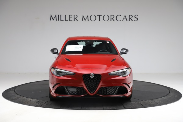 New 2021 Alfa Romeo Giulia Quadrifoglio for sale $83,740 at Rolls-Royce Motor Cars Greenwich in Greenwich CT 06830 11