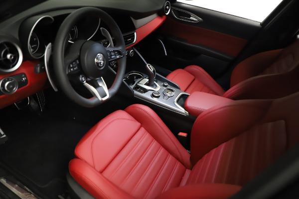 New 2021 Alfa Romeo Giulia Ti Sport for sale $54,050 at Rolls-Royce Motor Cars Greenwich in Greenwich CT 06830 12