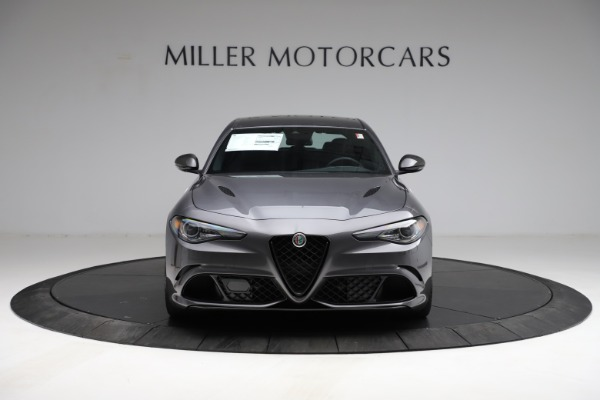 New 2021 Alfa Romeo Giulia Quadrifoglio for sale $83,200 at Rolls-Royce Motor Cars Greenwich in Greenwich CT 06830 11