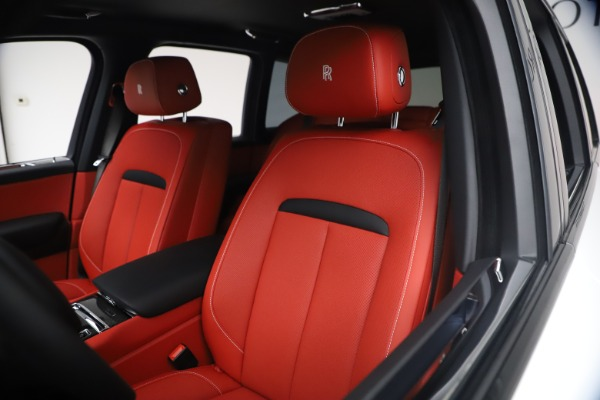 New 2021 Rolls-Royce Cullinan Black Badge for sale Sold at Rolls-Royce Motor Cars Greenwich in Greenwich CT 06830 14