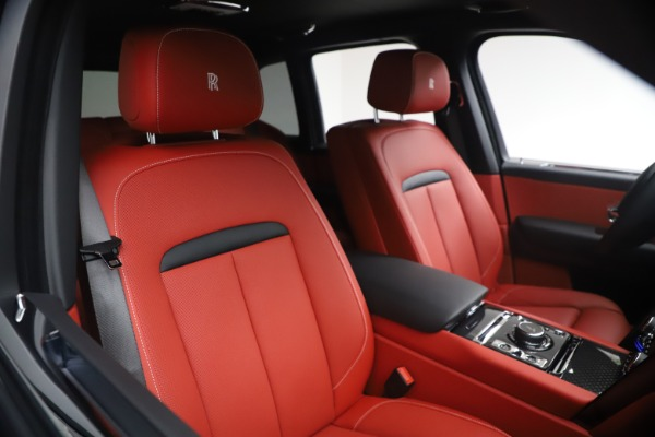 New 2021 Rolls-Royce Cullinan Black Badge for sale Sold at Rolls-Royce Motor Cars Greenwich in Greenwich CT 06830 15
