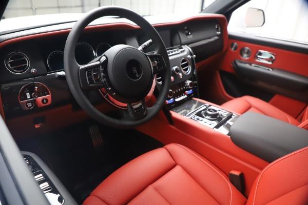 New 2021 Rolls-Royce Cullinan Black Badge for sale Sold at Rolls-Royce Motor Cars Greenwich in Greenwich CT 06830 16