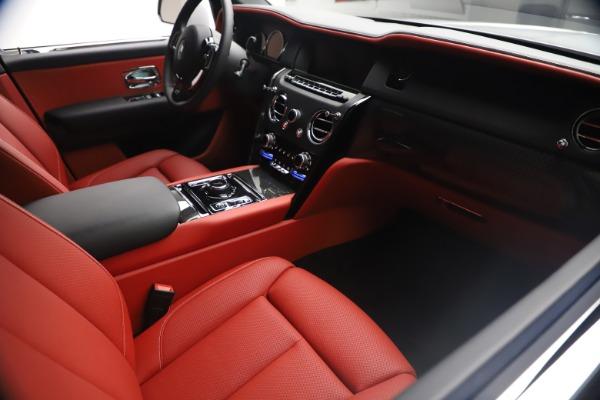 New 2021 Rolls-Royce Cullinan Black Badge for sale Sold at Rolls-Royce Motor Cars Greenwich in Greenwich CT 06830 17