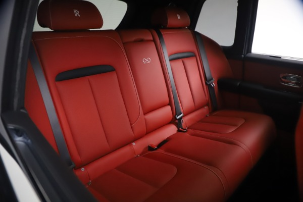 New 2021 Rolls-Royce Cullinan Black Badge for sale Sold at Rolls-Royce Motor Cars Greenwich in Greenwich CT 06830 18