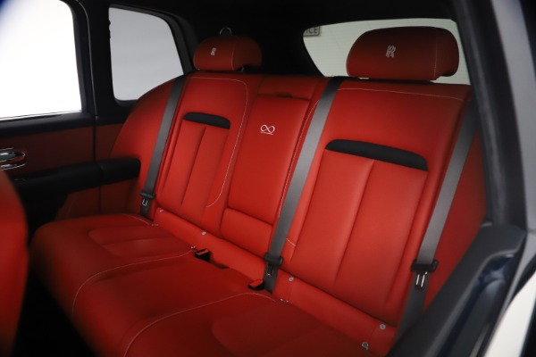New 2021 Rolls-Royce Cullinan Black Badge for sale Sold at Rolls-Royce Motor Cars Greenwich in Greenwich CT 06830 19