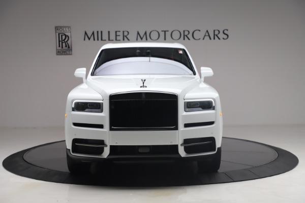 New 2021 Rolls-Royce Cullinan Black Badge for sale Sold at Rolls-Royce Motor Cars Greenwich in Greenwich CT 06830 2