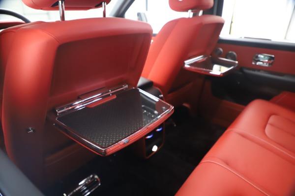 New 2021 Rolls-Royce Cullinan Black Badge for sale Sold at Rolls-Royce Motor Cars Greenwich in Greenwich CT 06830 21