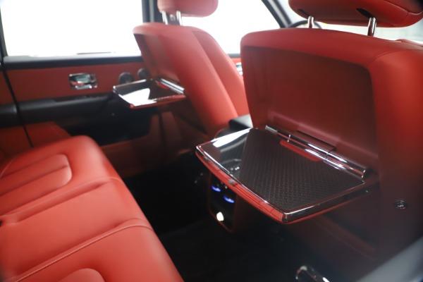 New 2021 Rolls-Royce Cullinan Black Badge for sale Sold at Rolls-Royce Motor Cars Greenwich in Greenwich CT 06830 22