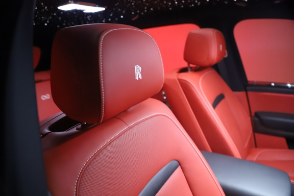 New 2021 Rolls-Royce Cullinan Black Badge for sale Sold at Rolls-Royce Motor Cars Greenwich in Greenwich CT 06830 26