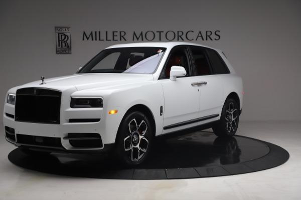New 2021 Rolls-Royce Cullinan Black Badge for sale Sold at Rolls-Royce Motor Cars Greenwich in Greenwich CT 06830 3