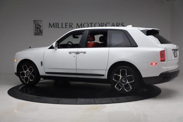 New 2021 Rolls-Royce Cullinan Black Badge for sale Sold at Rolls-Royce Motor Cars Greenwich in Greenwich CT 06830 5