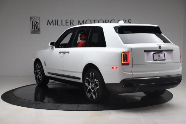 New 2021 Rolls-Royce Cullinan Black Badge for sale Sold at Rolls-Royce Motor Cars Greenwich in Greenwich CT 06830 6