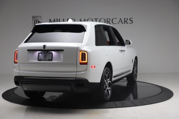 New 2021 Rolls-Royce Cullinan Black Badge for sale Sold at Rolls-Royce Motor Cars Greenwich in Greenwich CT 06830 9