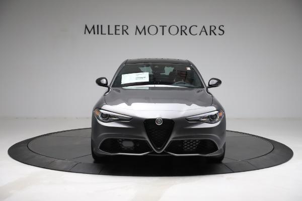 New 2021 Alfa Romeo Giulia Ti Sport for sale $54,050 at Rolls-Royce Motor Cars Greenwich in Greenwich CT 06830 11